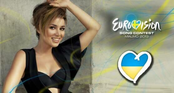 Злата Огневич - участник от Украины на Евровидении 2013.