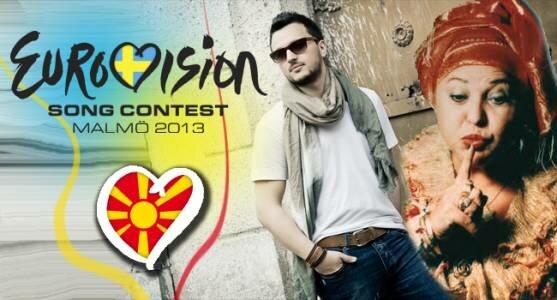 Vlatko & Esma будут представлять Македонию на Евровидении 2013.