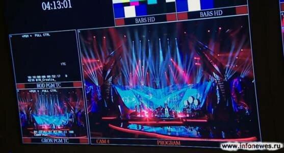 В Мальме стартуют первые репетиции участников Евровидения 2013.