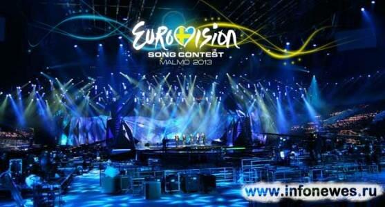 Сцена Евровидения 2013 - Готова.