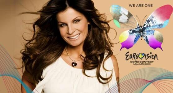 Карола выступит в интервал акте финала Евровидения 2013 - 18 мая.