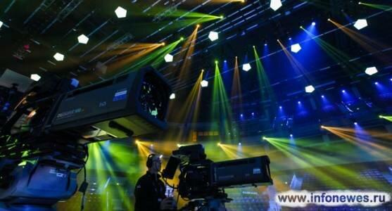 Вторые репетиции участников второго полуфинала Евровидения 2013.
